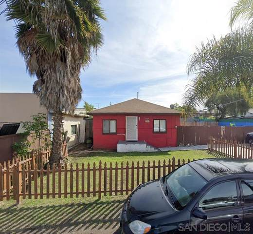 3335 Citrus St, Lemon Grove, CA 91945 (#210004088) :: Neuman & Neuman Real Estate Inc.