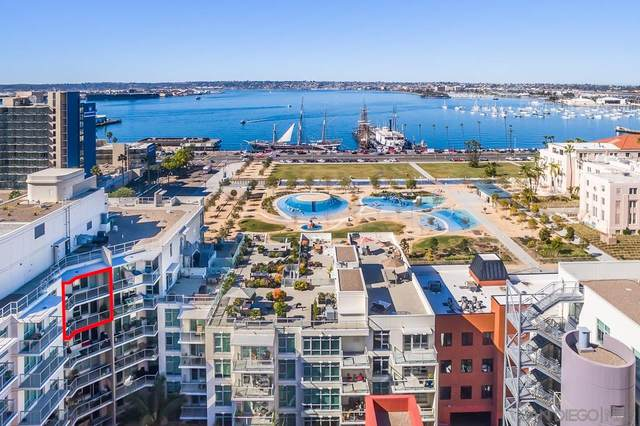 1431 Pacific Hwy #812, San Diego, CA 92101 (#210004103) :: Carrie Filla & Associates
