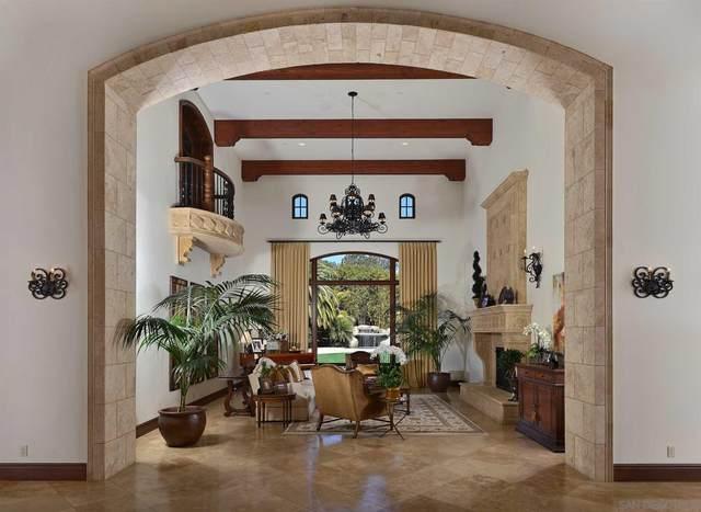 1640 La Jolla Rancho Road, La Jolla, CA 92037 (#210004115) :: Wannebo Real Estate Group