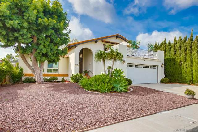 6824 Summit Ridge Way, San Diego, CA 92120 (#210004149) :: Neuman & Neuman Real Estate Inc.