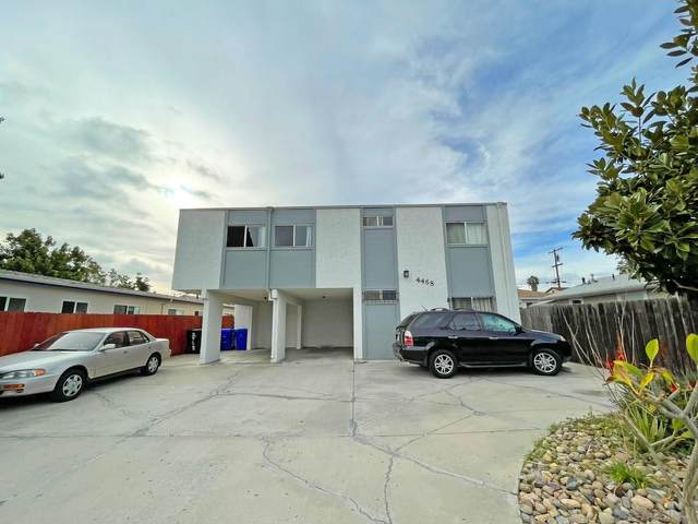 4468 36th St #5, San Diego, CA 92116 (#210004273) :: Compass