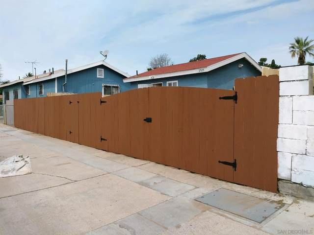 2525 J Street, San Diego, CA 92102 (#210004307) :: San Diego Area Homes for Sale