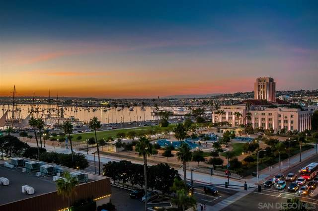 1325 Pacific Hwy #901, San Diego, CA 92101 (#210004320) :: San Diego Area Homes for Sale