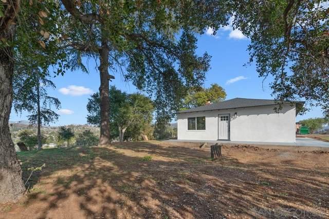 1355 Pepper Drive, El Cajon, CA 92021 (#210004335) :: Neuman & Neuman Real Estate Inc.