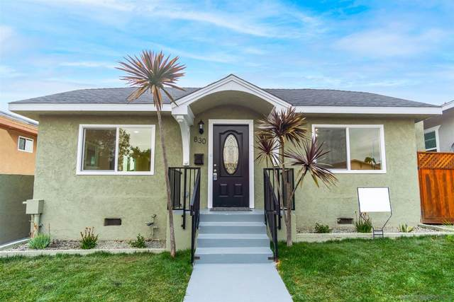 830 30th St, San Diego, CA 92102 (#210004375) :: PURE Real Estate Group