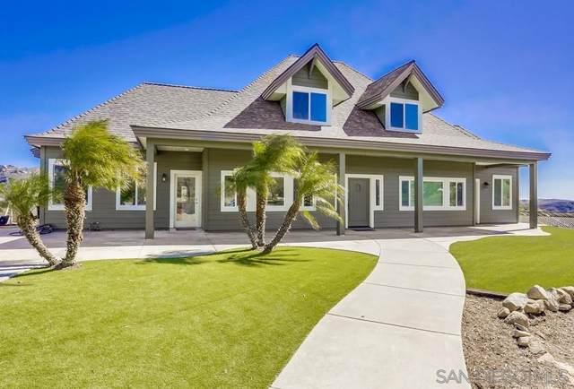 39431 American Rd, Fallbrook, CA 92028 (#210004379) :: Neuman & Neuman Real Estate Inc.