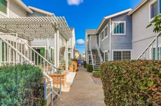 4338 Montalvo #1, San Diego, CA 92107 (#210004473) :: Carrie Filla & Associates
