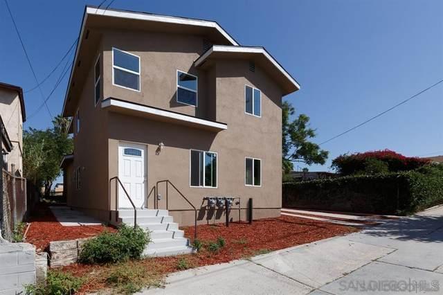 3911-3913 Ocean View Blvd, Logan Heights, CA 92113 (#210004507) :: Carrie Filla & Associates