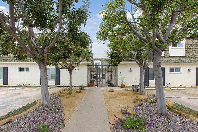 4036 Shasta St #5, San Diego, CA 92109 (#210004511) :: PURE Real Estate Group