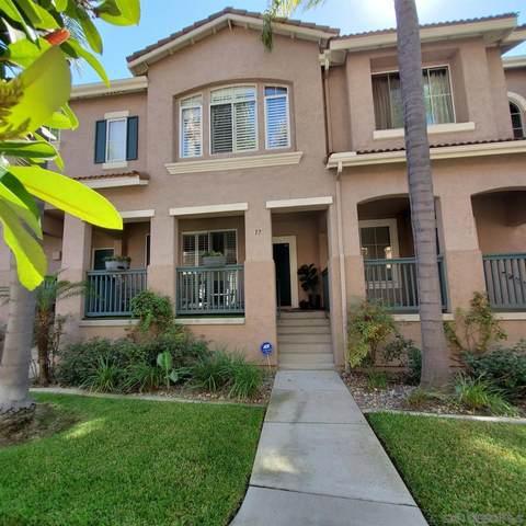 946 Camino De La Reina #17, San Diego, CA 92108 (#210004519) :: Neuman & Neuman Real Estate Inc.