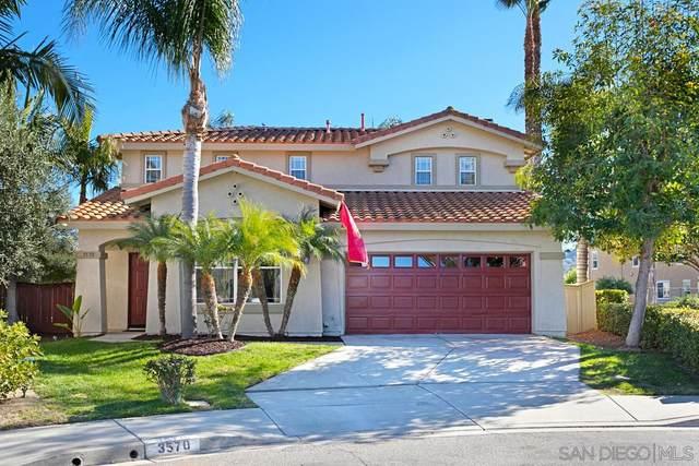3570 Lake Park Ave, Fallbrook, CA 92028 (#210004520) :: Neuman & Neuman Real Estate Inc.
