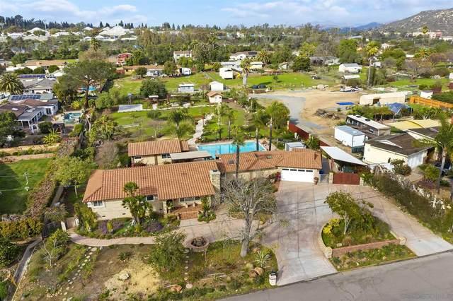 15217 Hilltop Cir, Poway, CA 92064 (#210004534) :: Yarbrough Group