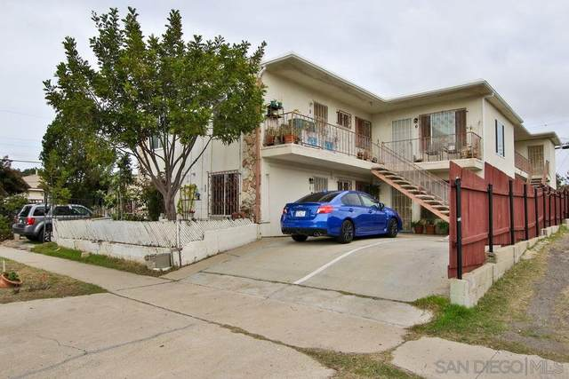 1631 B Ave., National City, CA 91950 (#210004574) :: Compass