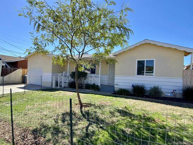1009 N Midway Dr, Escondido, CA 92027 (#210004721) :: Neuman & Neuman Real Estate Inc.