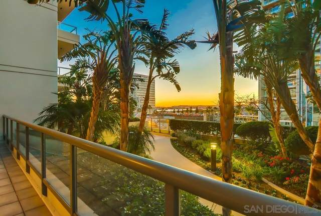 700 W. E Street #502, San Diego, CA 92101 (#210004769) :: PURE Real Estate Group