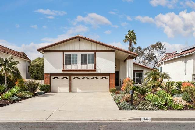 344 Cerro St, Encinitas, CA 92024 (#210004770) :: Carrie Filla & Associates