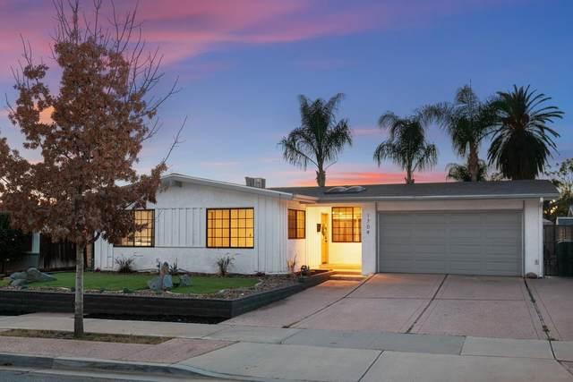 1704 Poinciana Dr, El Cajon, CA 92021 (#210004786) :: San Diego Area Homes for Sale