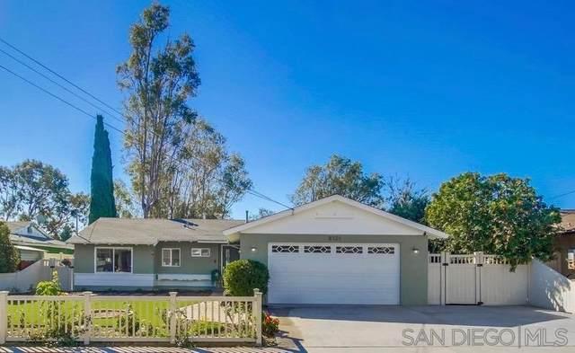 8121 Beaver Lake Dr., San Diego, CA 92119 (#210004827) :: Neuman & Neuman Real Estate Inc.