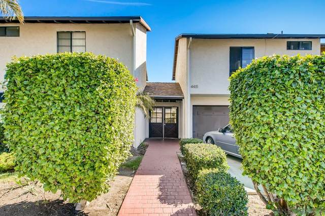 4415 38th #7, San Diego, CA 92116 (#210004833) :: PURE Real Estate Group