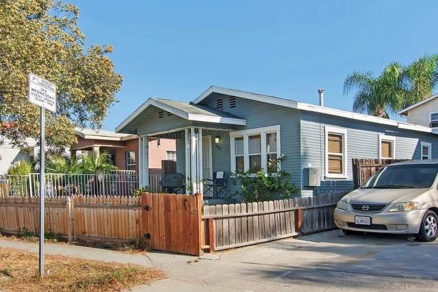 4525 - 4527 35th St., San Diego,CA, CA 92116 (#210004852) :: PURE Real Estate Group