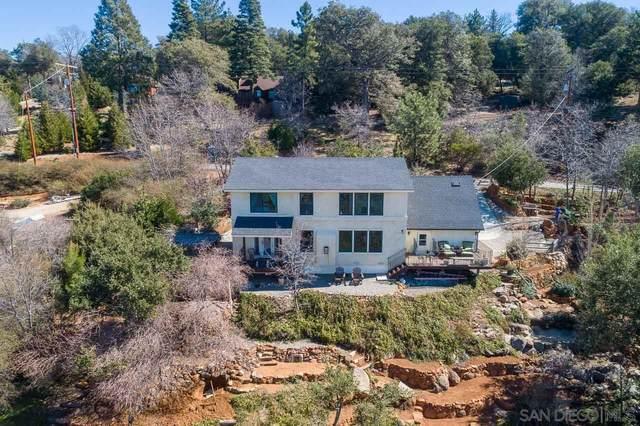 3224 Oak Grove Dr, Julian, CA 92036 (#210004857) :: Neuman & Neuman Real Estate Inc.