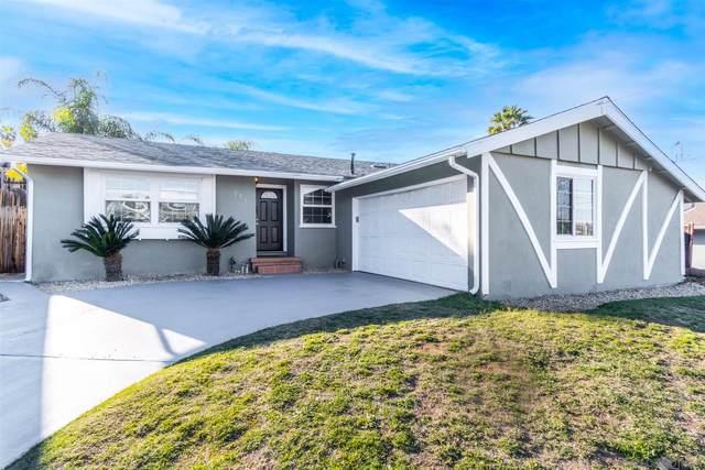 954 Grouse St, El Cajon, CA 92020 (#210004859) :: San Diego Area Homes for Sale