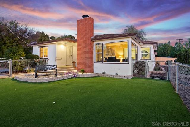1311 Peerless Dr, El Cajon, CA 92021 (#210004876) :: San Diego Area Homes for Sale