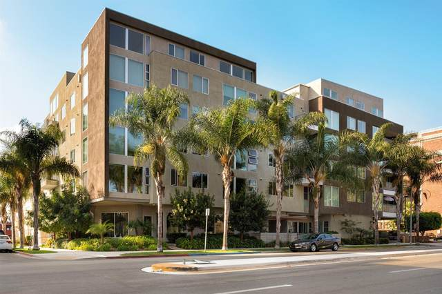 3100 6Th Ave #409, San Diego, CA 92103 (#210004880) :: Neuman & Neuman Real Estate Inc.