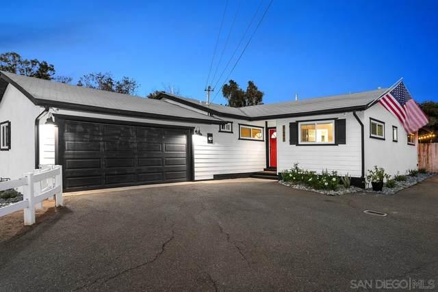 1347 Warmlands Ave., Vista, CA 92084 (#210004883) :: Neuman & Neuman Real Estate Inc.