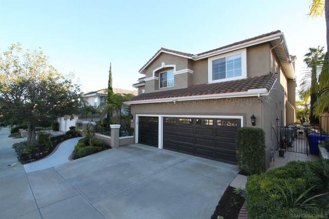 4923 Bradshaw Ct, San Diego, CA 92130 (#210004889) :: Neuman & Neuman Real Estate Inc.