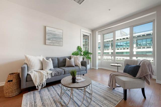 1465 C Street #3505, San Diego, CA 92101 (#210004912) :: SD Luxe Group