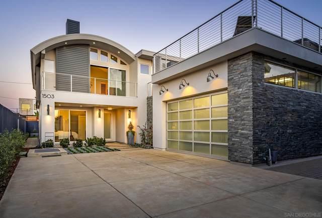 1503 Neptune Ave, Encinitas, CA 92024 (#210004913) :: Neuman & Neuman Real Estate Inc.