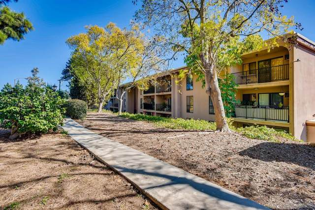 7838 Cowles Mountain Ct C33, San Diego, CA 92119 (#210004914) :: Neuman & Neuman Real Estate Inc.