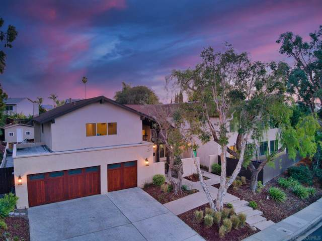 5403 Soledad Mountain Rd, La Jolla, CA 92037 (#210004923) :: Compass