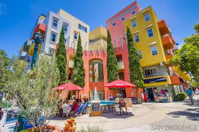 1501 India Street #404, San Diego, CA 92101 (#210004924) :: Carrie Filla & Associates