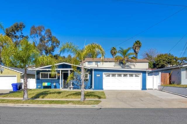 3496 Fireway Dr, San Diego, CA 92111 (#210004928) :: Cay, Carly & Patrick | Keller Williams