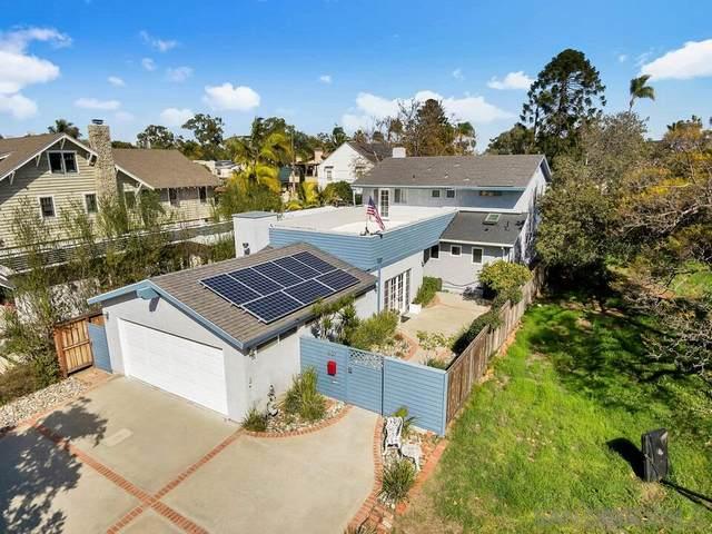 657 Margarita Ave, Coronado, CA 92118 (#210004931) :: Neuman & Neuman Real Estate Inc.