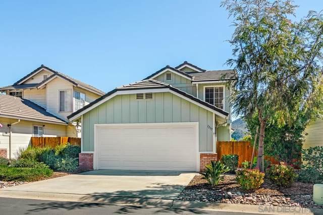 1237 Buttonwood Ct., El Cajon, CA 92019 (#210004932) :: Neuman & Neuman Real Estate Inc.