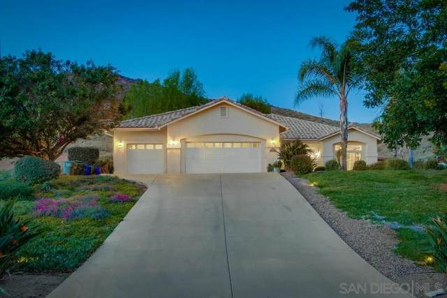 23718 Gymkhana Road, Ramona, CA 92065 (#210004959) :: Neuman & Neuman Real Estate Inc.