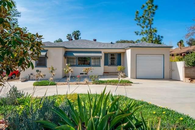 4030 Calavo, La Mesa, CA 91941 (#210004964) :: Neuman & Neuman Real Estate Inc.