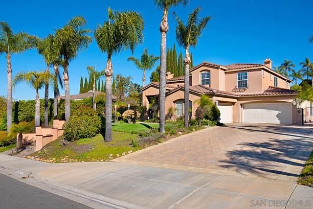 11751 Treadwell Drive, Poway, CA 92064 (#210004977) :: Neuman & Neuman Real Estate Inc.