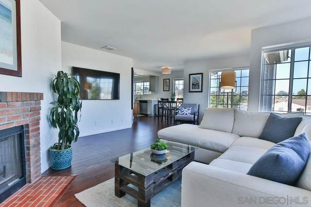 2125 Chatsworth Blvd. #7, San Diego, CA 92107 (#210004984) :: Neuman & Neuman Real Estate Inc.