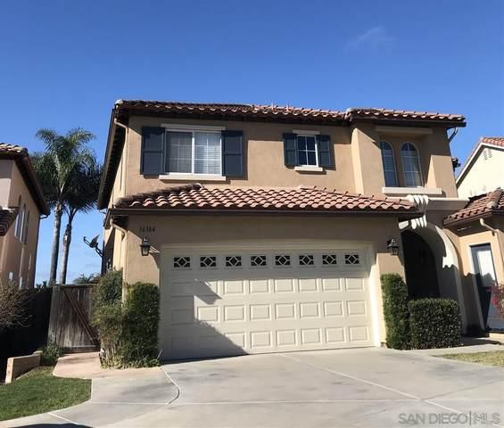 16384 Los Rosales, San Diego, CA 92127 (#210004990) :: Neuman & Neuman Real Estate Inc.