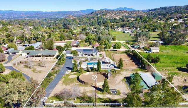 15775 Thomas Paine Drive, Ramona, CA 92065 (#210004996) :: Neuman & Neuman Real Estate Inc.