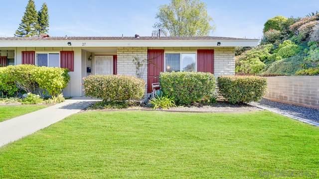 3615 Vista Bella #27, Oceanside, CA 92057 (#210005000) :: Neuman & Neuman Real Estate Inc.