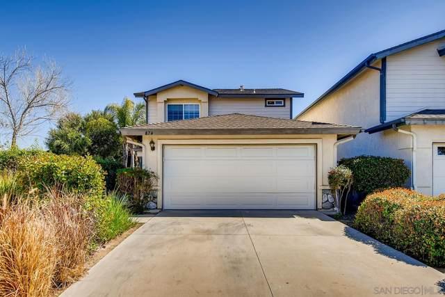 874 Mimosa Creek Ln, Ramona, CA 92065 (#210005012) :: PURE Real Estate Group