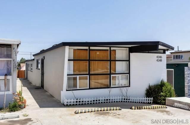 4346-48 Temecula St, San Diego, CA 92107 (#210005021) :: Neuman & Neuman Real Estate Inc.