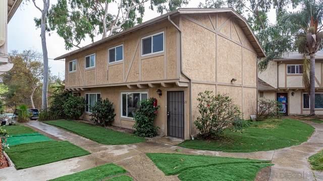 1137 S 41St St #22, San Diego, CA 92113 (#210005022) :: Neuman & Neuman Real Estate Inc.