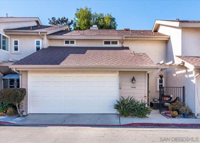 2446 Camimito Venido, San Diego, CA 92107 (#210005027) :: Neuman & Neuman Real Estate Inc.