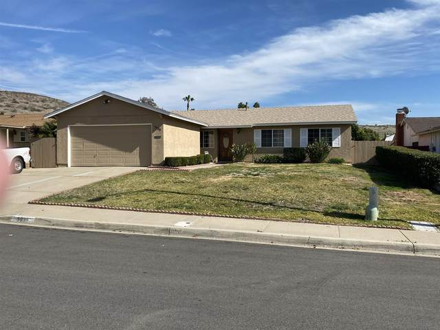9835 Gandy Ave, Santee, CA 92071 (#210005032) :: Neuman & Neuman Real Estate Inc.